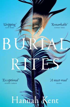 Burial Rites de Hannah Kent