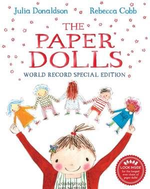 Donaldson, J: The Paper Dolls World Record Edition