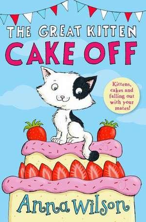 The Great Kitten Cake Off