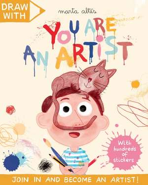 Draw With Marta Altes: You Are an Artist!