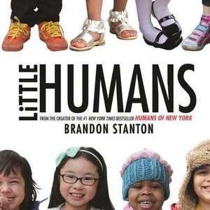 Little Humans de Brandon Stanton
