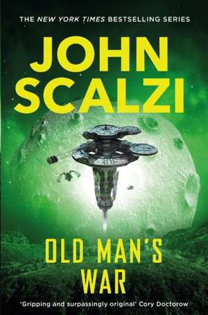Old Man's War de John Scalzi