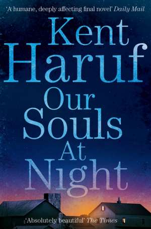 Our Souls at Night de Kent Haruf