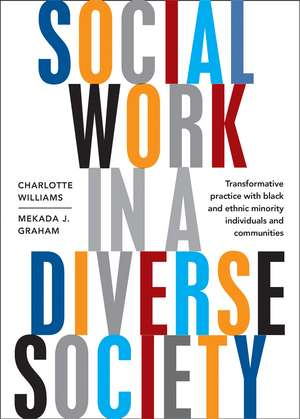 Social Work in a Diverse Society imagine