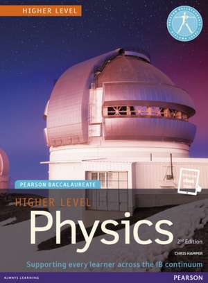 Higher Level Physics 2nd Edition Book + eBook