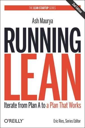 Running Lean 2e de Ash Maurya