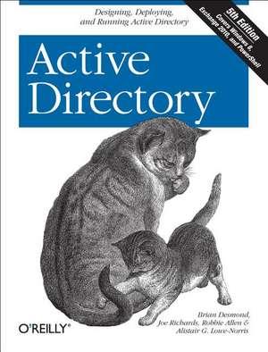 Active Directory 5e de Brian Desmond