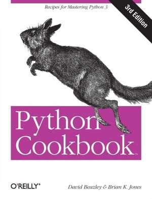 Python Cookbook 3e de David Beazley