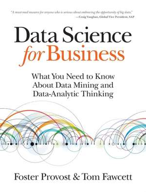 Data Science for Business de Foster Provost