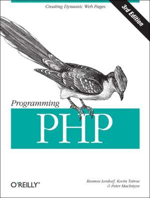 Programming PHP 3e