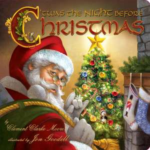 Twas The Night Before Christmas de Clement Clarke Moore