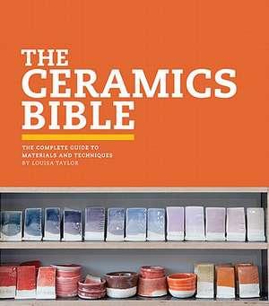 The Ceramics Bible imagine
