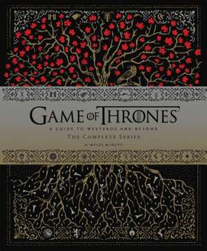 Game of Thrones: A Guide to Westeros and Beyond: The Complete Series(gift for Game of Thrones Fan) imagine