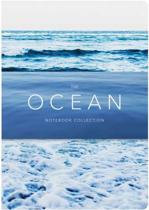 The Ocean Notebook Collection (Notebook Set, Ocean Gifts, Nature Notebooks, Photography Notebooks) imagine