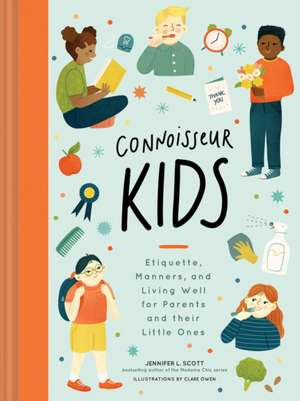 Connoisseur Kids imagine