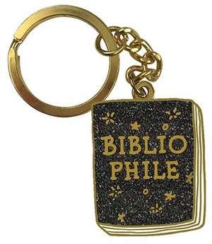 Bibliophile Magic Keychain de Jane Mount
