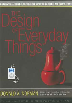 The Design of Everyday Things de Don Norman