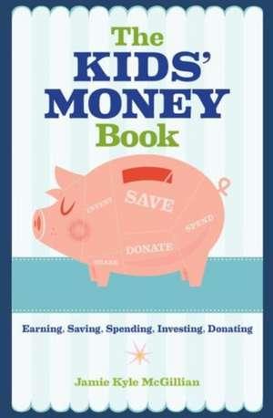The Kids' Money Book imagine