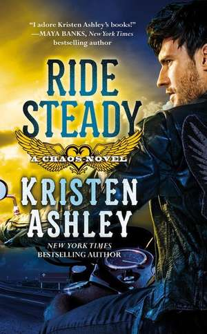 Ride Steady de Kristen Ashley