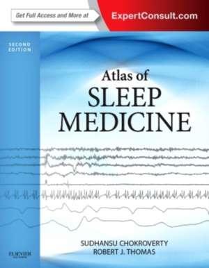 Atlas of Sleep Medicine imagine