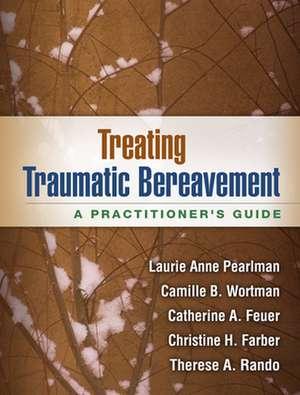 Treating Traumatic Bereavement imagine