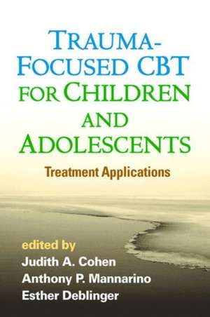 Trauma-Focused CBT for Children and Adolescents