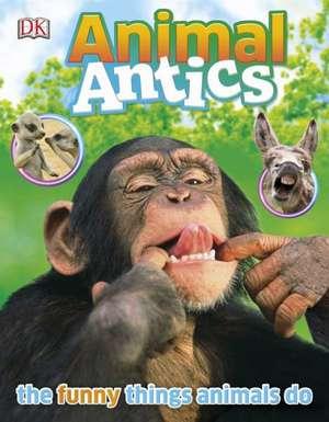 Animal Antics de Derek Harvey