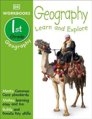 Geography, First Grade de DK Publishing