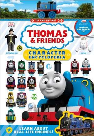 Thomas & Friends Character Encyclopedia de  Dk