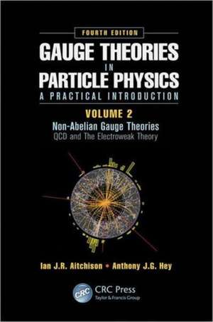 Gauge Theories in Particle Physics imagine
