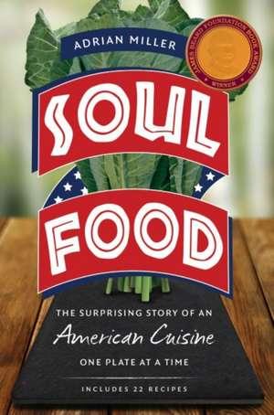 Soul Food de Adrian Miller