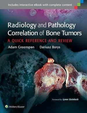 Radiology and Pathology Correlation of Bone Tumors