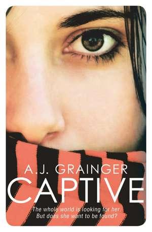 Captive de Annalie Grainger