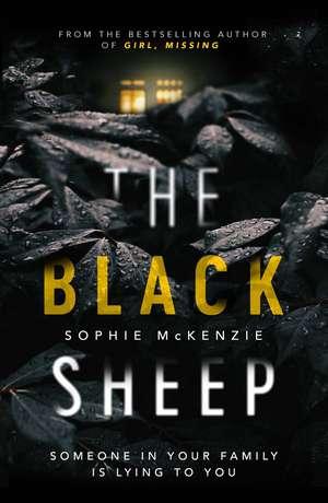 The Black Sheep de Sophie McKenzie