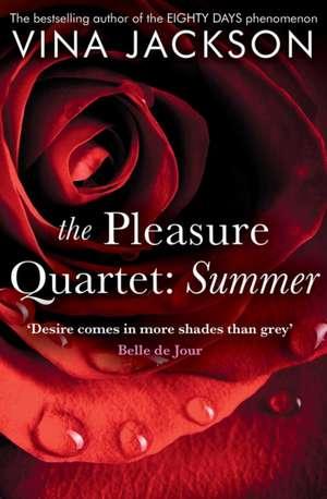 The Pleasure Quartet: Summer de Vina Jackson