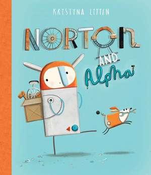 Norton and Alpha de Kristyna Litten