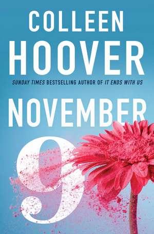 November 9 de Colleen Hoover