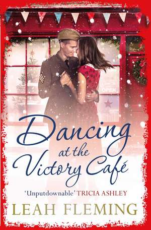 Dancing at the Victory Cafe