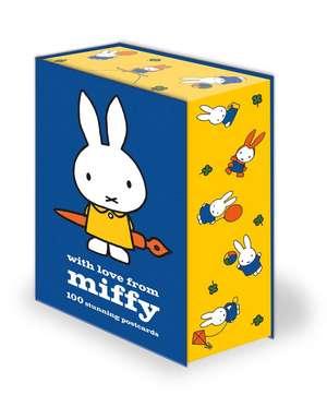 Miffy Postcard Set