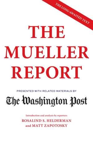 The Mueller Report de The Washington Post