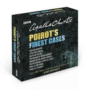 Poirot's Finest Cases de Agatha Christie