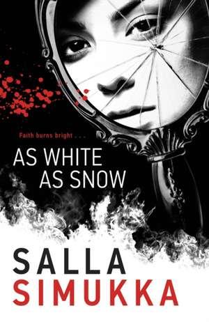 As White as Snow de Salla Simukka