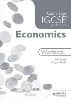 CAMBRIDGE IGCSE & O LEVEL ECON de Paul Hoang