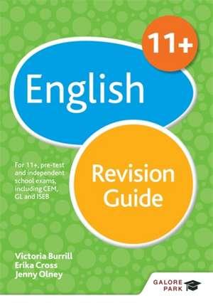 Cross, E: 11+ English Revision Guide imagine