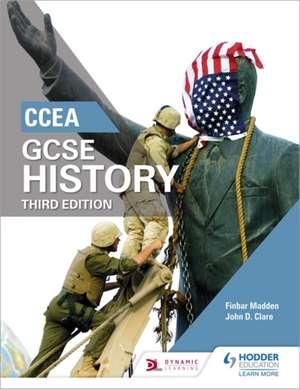 CCEA GCSE History de Finbar Madden