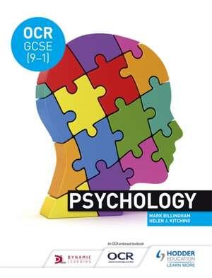 OCR GCSE (9-1) Psychology