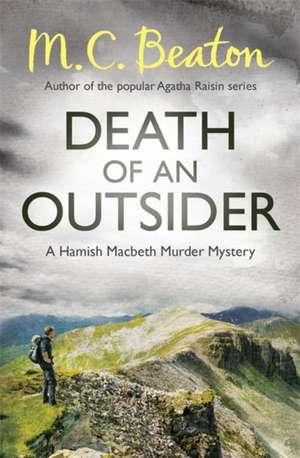 Death of an Outsider de M. C. Beaton