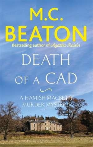 Death of a Cad de M. C. Beaton