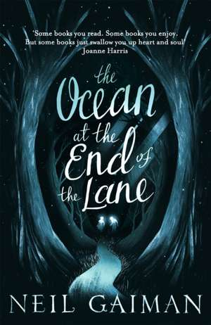 The Ocean at the End of the Lane. Christmas Edition de Neil Gaiman