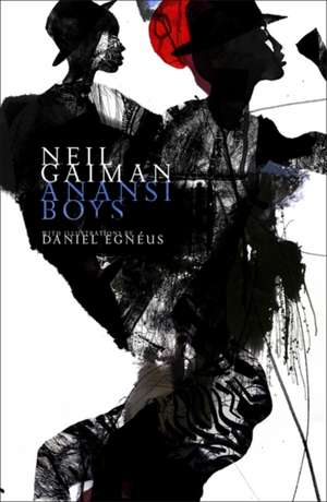Anansi Boys. Illustrated Edition de Neil Gaiman